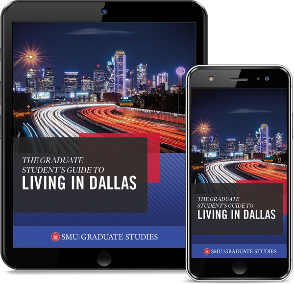 [SMU] Dallas Guide eBook_iPad mock-up