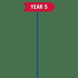 Year 5 Flag